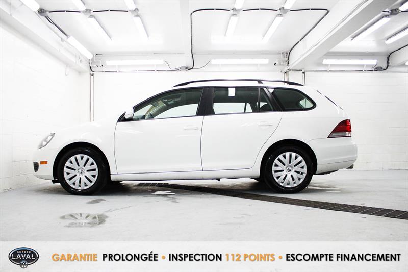Volkswagen Golf Wagon 2013