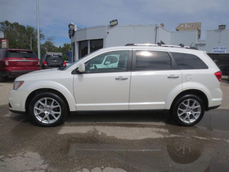 2016 Dodge Journey AWD - 7 passenger/DVD/Nav/Camera #4133