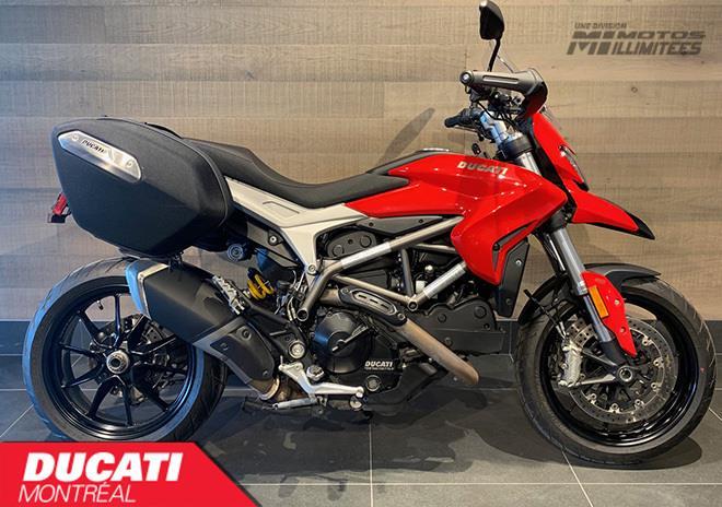 Ducati Hyperstrada 2015