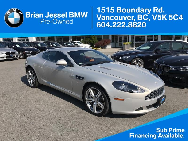 2011 Aston Martin DB9 #BP8219