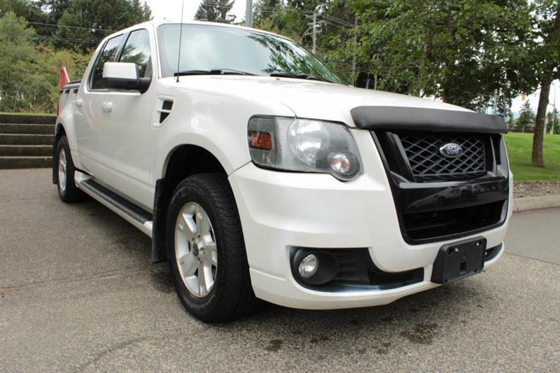2009 Ford Explorer Sport Trac Bluetooth. Moonroof. Leather. A/C. #12402AA (KEY 65)