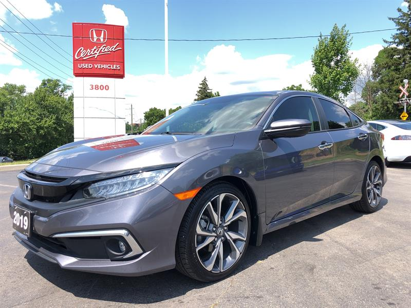 2019 Honda Civic Touring #UC1528