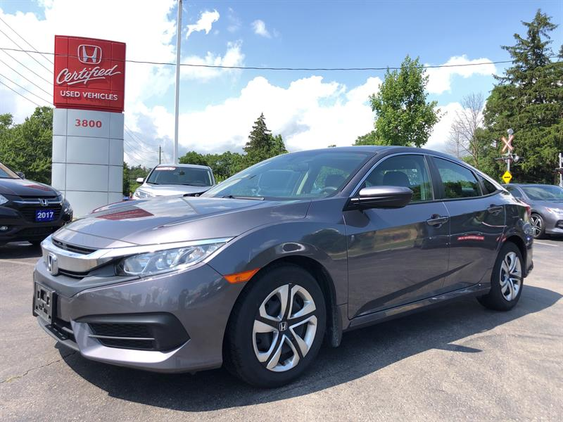 2018 Honda Civic LX #24017A