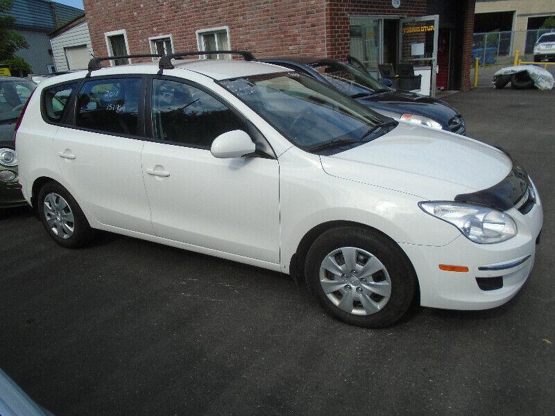 Hyundai Elantra Touring 2011 WAGON #6333