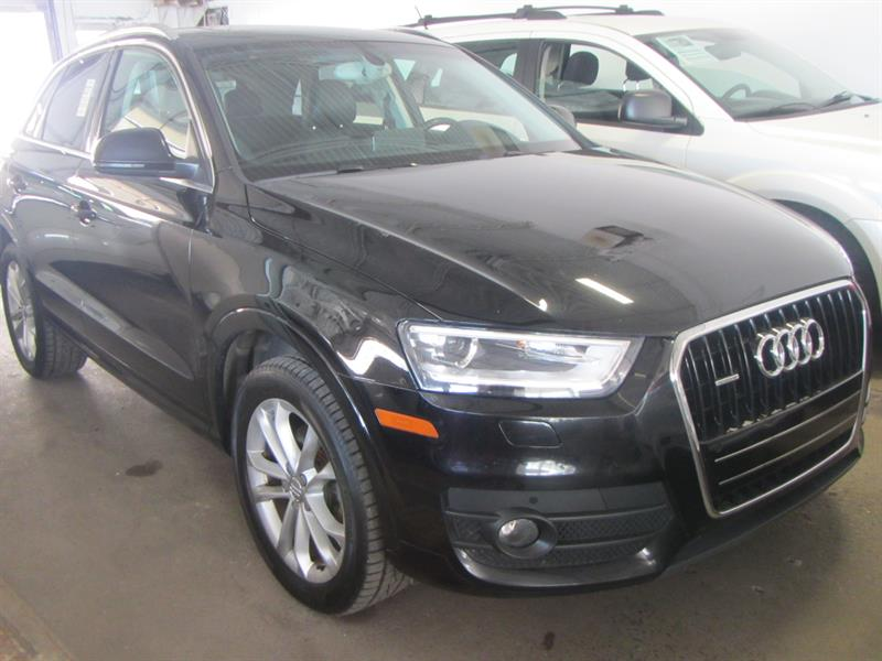 Audi Q3 2015 PAY WEEKLY $79 SEMAINE #2481 **002155