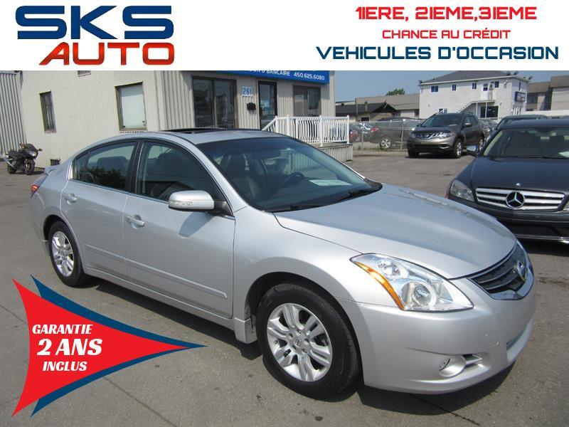 Nissan Altima 2011 56450 KM (GARANTIE 2 ANS INCLUS) #SKS-4454-1