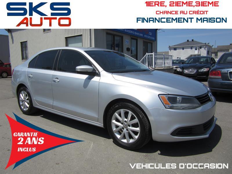 Volkswagen Jetta 2012 (GARANTIE 2 ANS INCLUS) *FINANCEMENT MAISON* #SKS-4439-1