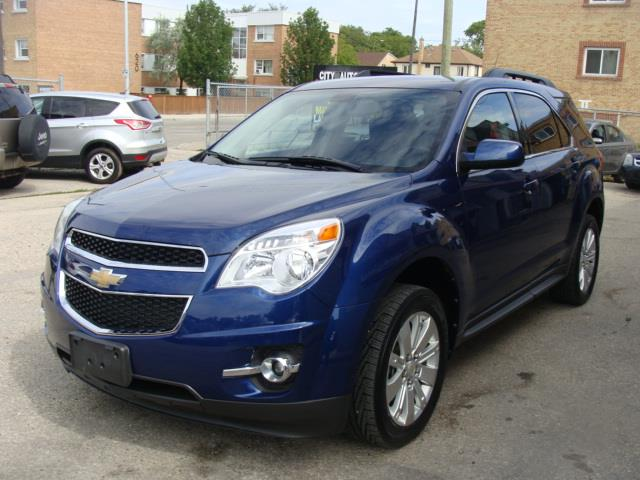 2010 Chevrolet Equinox AWD
