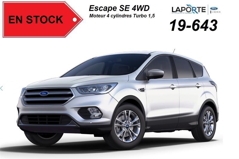 Ford Escape 2019 SE #19643