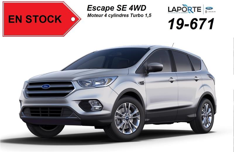 Ford Escape 2019 SE #19671