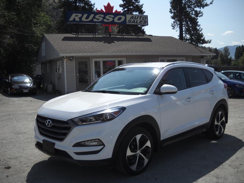 2016 Hyundai Tucson AWD 4dr 1.6L Premium