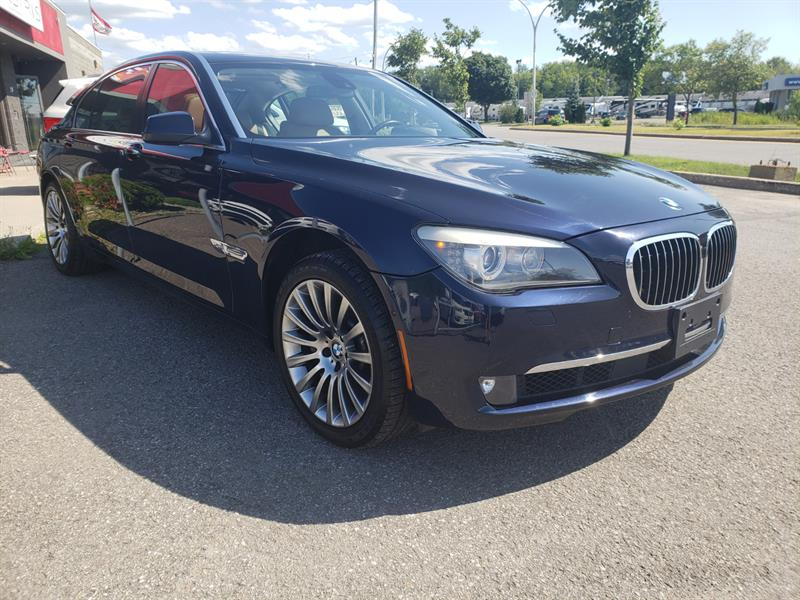 BMW 7 Series 2012 AWD  xDrive #CC436924