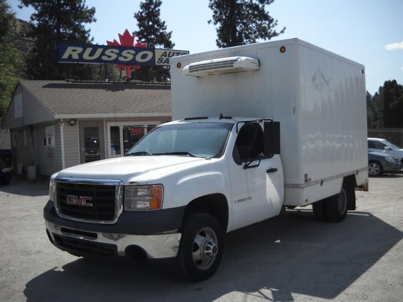 2009 GMC Sierra 3500HD REEFER TRUCK....SOLD.... #N0081