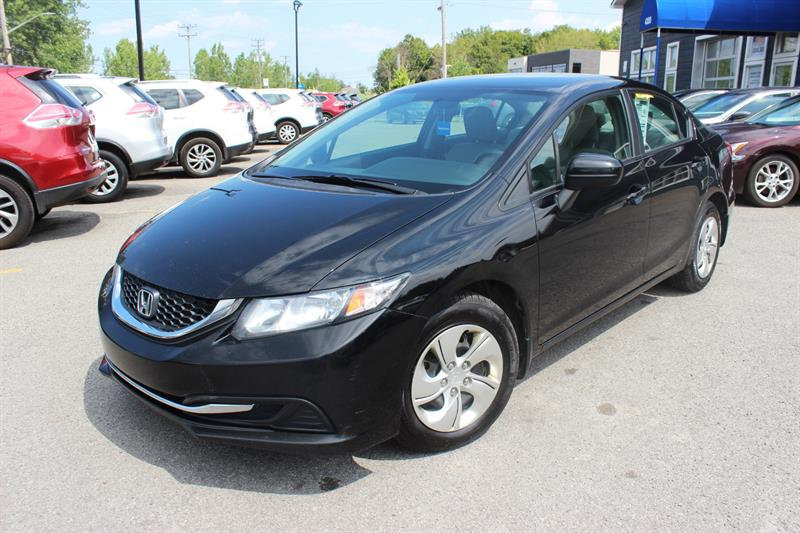 2015 Honda Civic Sedan LX  #5257