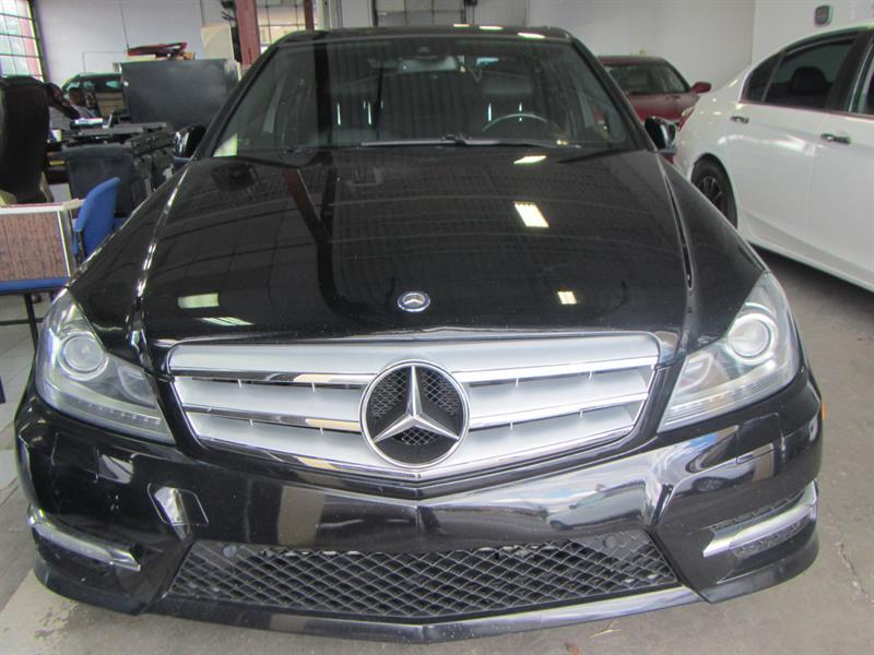 Mercedes-Benz C350 2012 4MATIC ** PAY WEEKLY $49 SEMAINE #2485 **730165