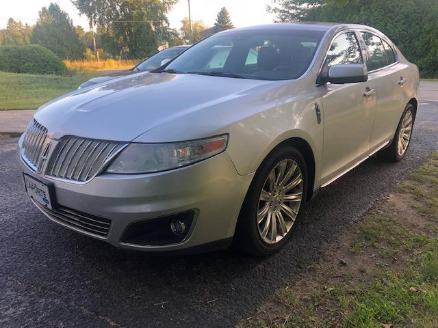 Lincoln MKS 2009 AWD Luxury #Guillaume Laporte