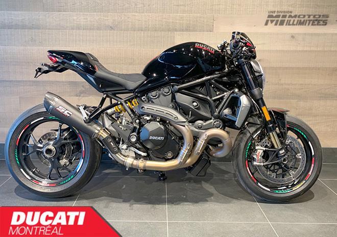 Ducati Monster 1200 R 2017