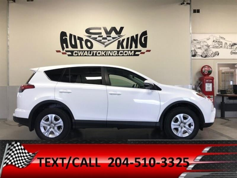 2016 Toyota RAV4 LE / All Wheel Drive / Financing Available #20042460