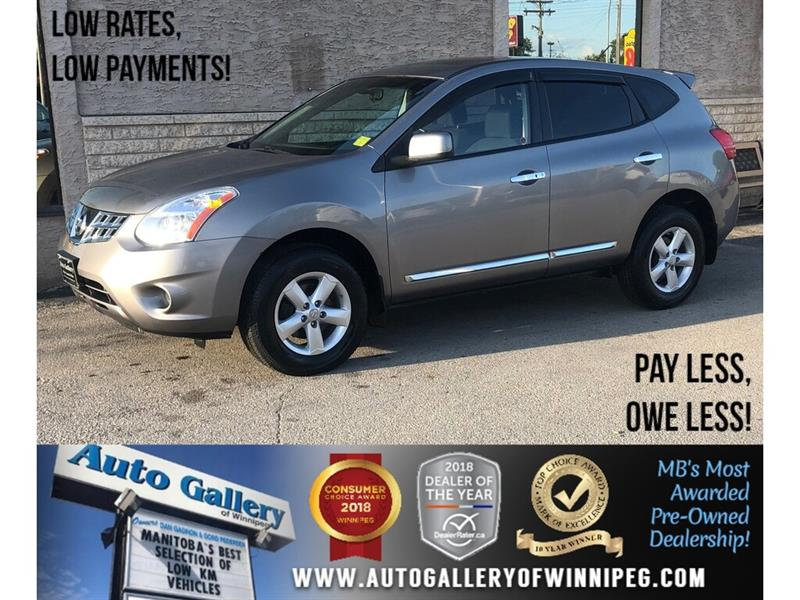 2013 Nissan Rogue S *Bluetooth/Roof/Rear Park Assist #23857A