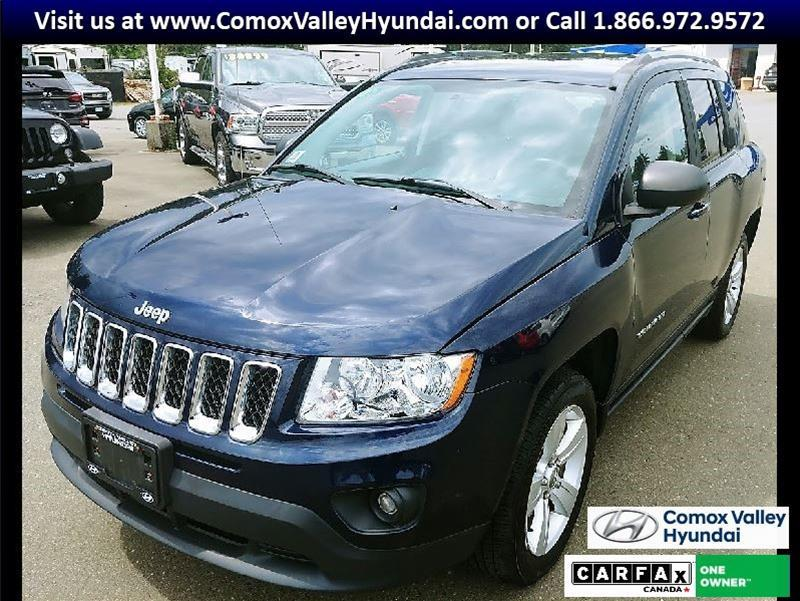 2013 Jeep Compass North 4WD #PH1116