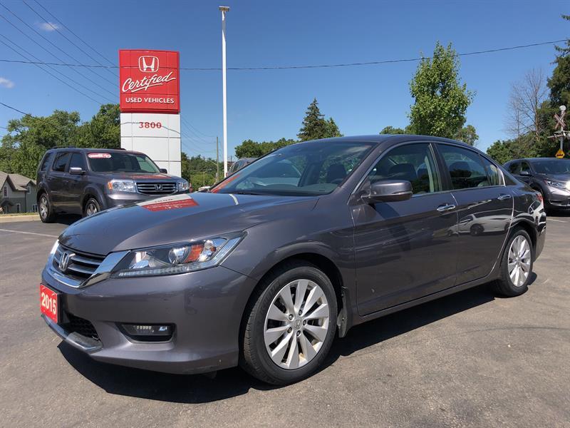 2015 Honda Accord EX-L #24157A