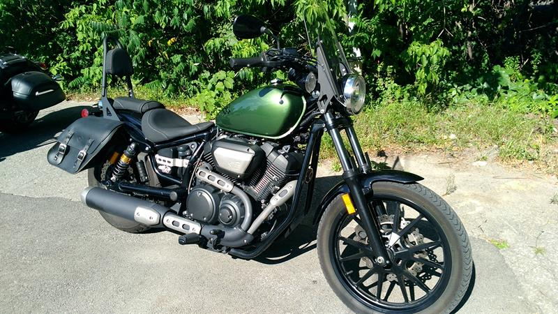 Yamaha Bolt R-Spec 2014