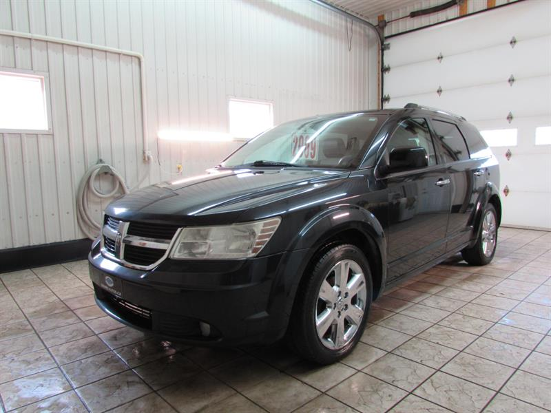 Dodge Journey 2009 AWD 4dr R-T #069-081723