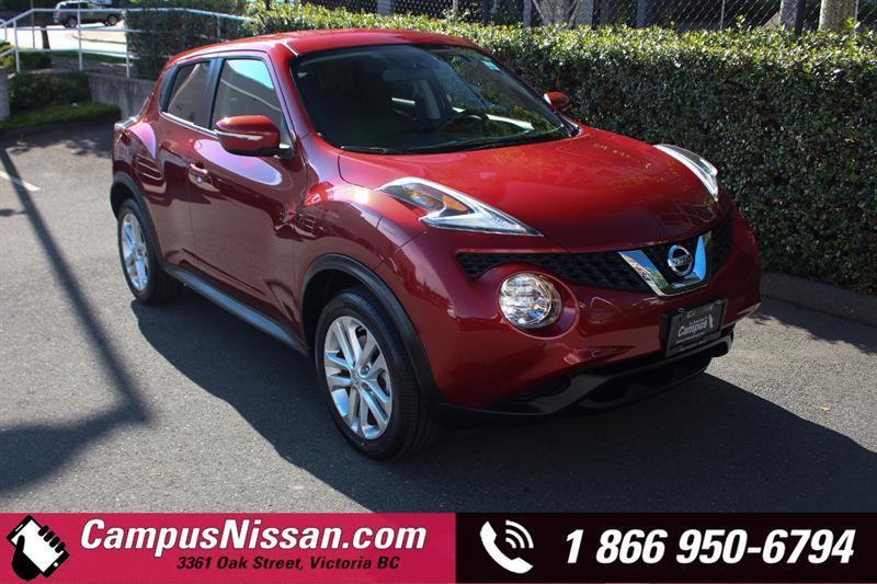 2016 Nissan Juke SV FWD w/ Bluetooth #9-K508A
