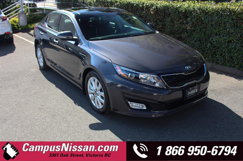 2014 Kia Optima EX FWD w/ Reverse Camera #JN3352A