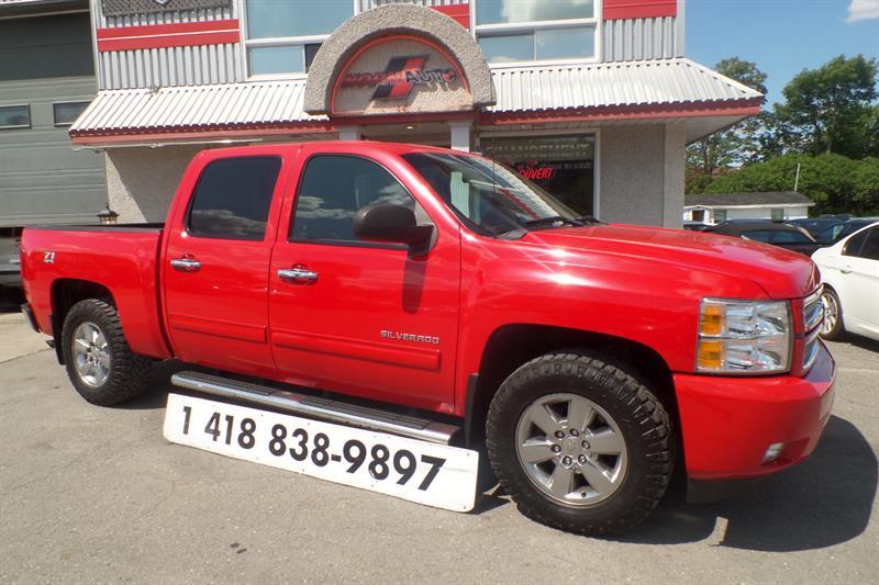 Chevrolet Silverado 1500 2013 4WD Crew Cab 143.5 LTZ #373046