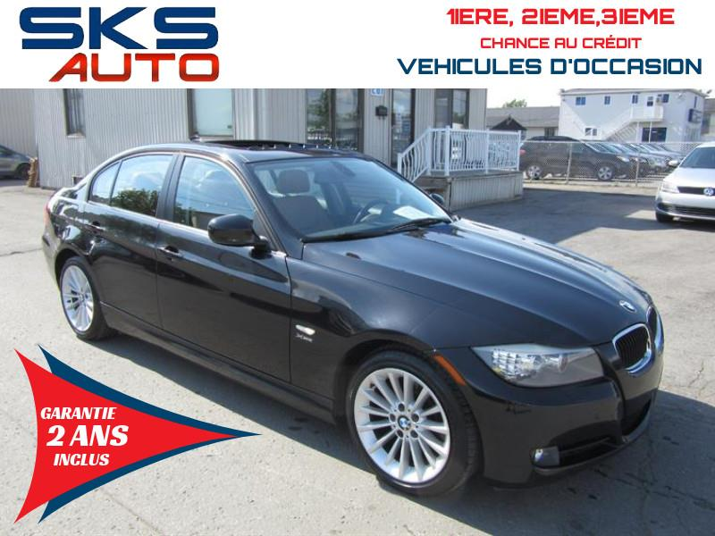 2010 BMW 3 Series 328i xDrive AWD (GARANTIE 2 ANS INCLUS) #SKS-4451-1