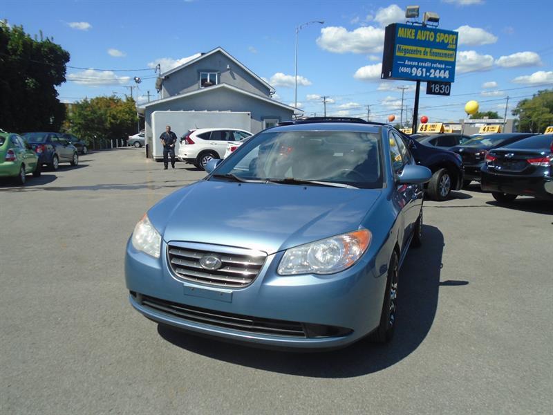 Hyundai Elantra 2007 4dr Sdn