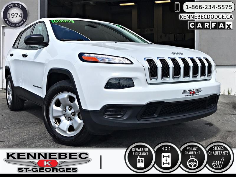 Jeep Cherokee 2015 4WD 4dr Sport #05125