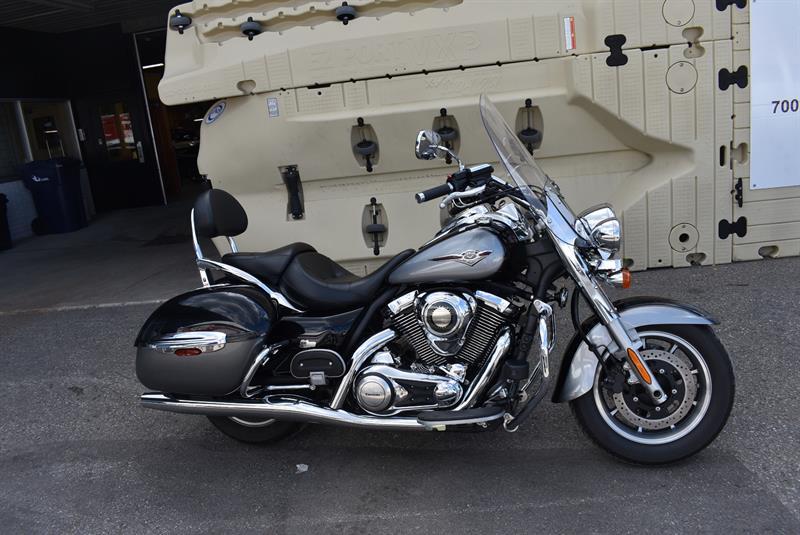 Kawasaki Vulcan 1700 Nomad 2011