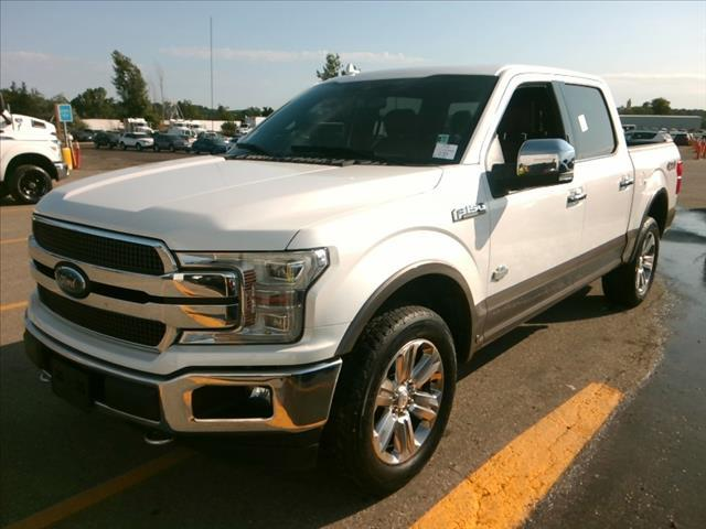 Ford F150 2018 KING RANCH TOIT PANO #ADK2006