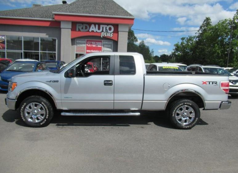 Ford F-150 2012 4WD SuperCab #10642