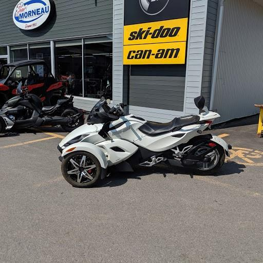 Can-am Spyder RSS 2010