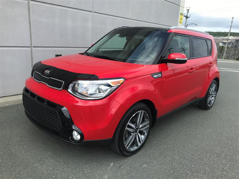 2016 Kia Soul SX LUXURY #M19399