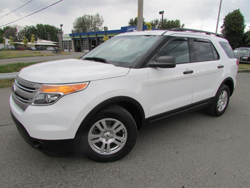 Ford Explorer 2013 A/C CRUISE 7 PASSAGERS MAGS!!! #4705