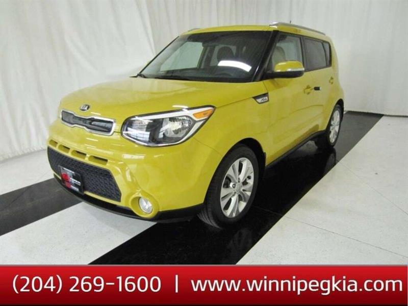 2015 Kia Soul EX *No Accidents!* #15SO202