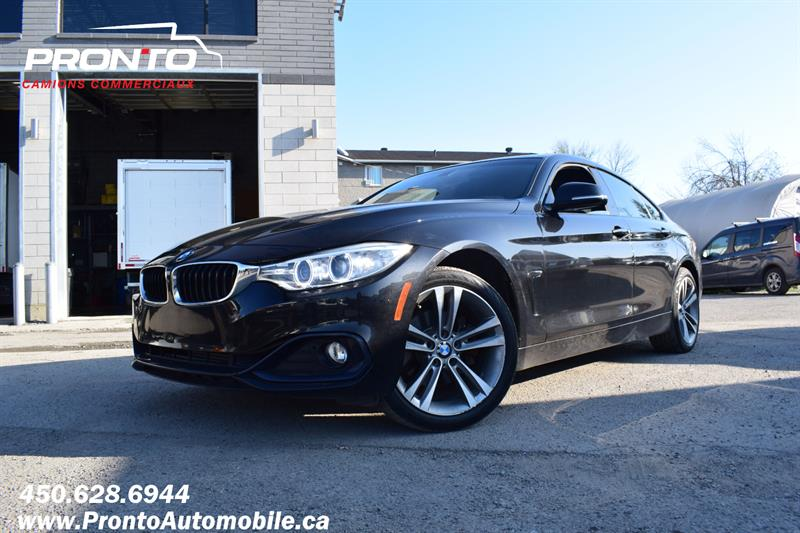 2015 BMW 4 Series 4dr Sdn 428i xDrive AWD Gran Coupe #1959
