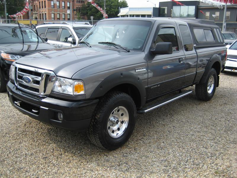 2007 Ford Ranger 4WD SuperCab 126 #A72011