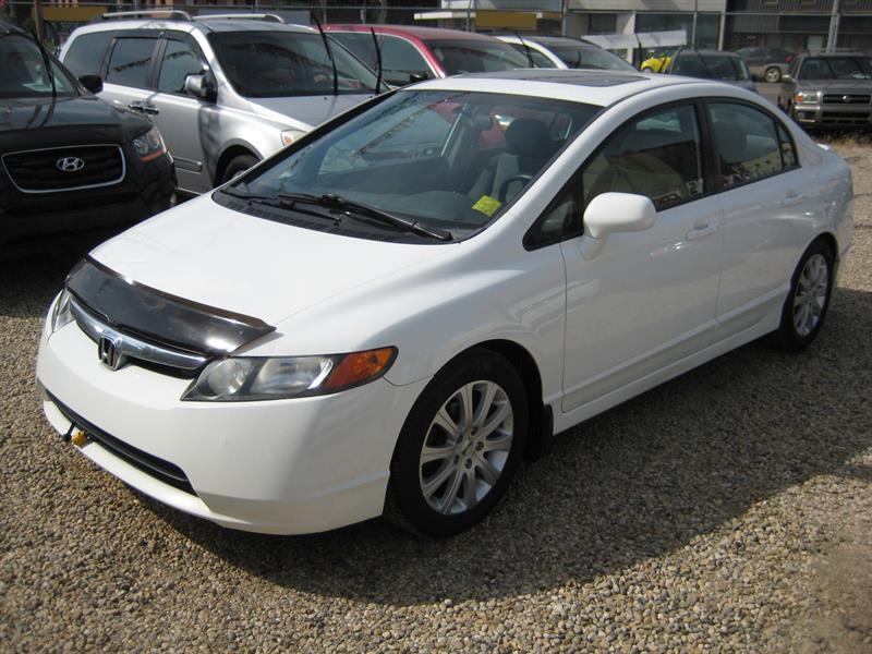 2008 Honda Civic Sdn 4dr Auto #1D4274