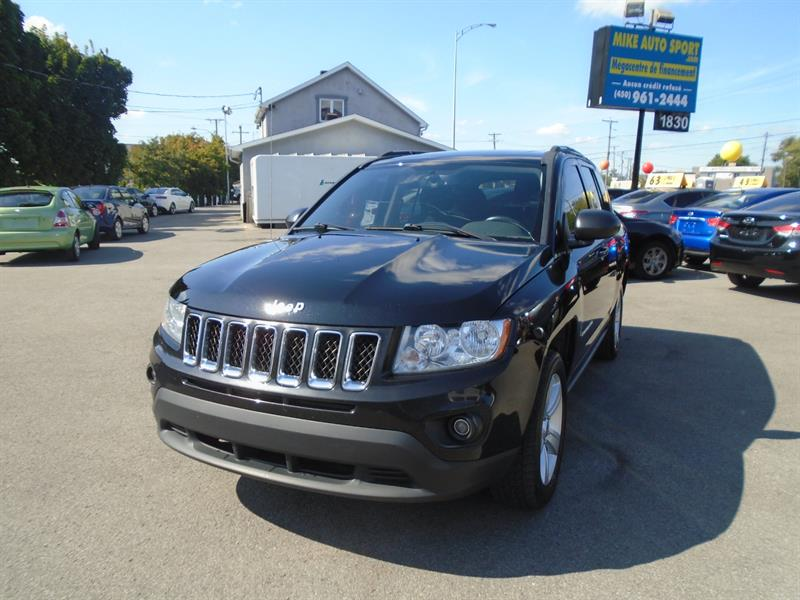 Jeep Compass 2012 FWD 4dr Sport