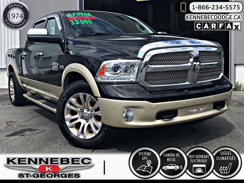 Ram 1500 2016 4WD Crew Cab 149 Longhorn #39187c