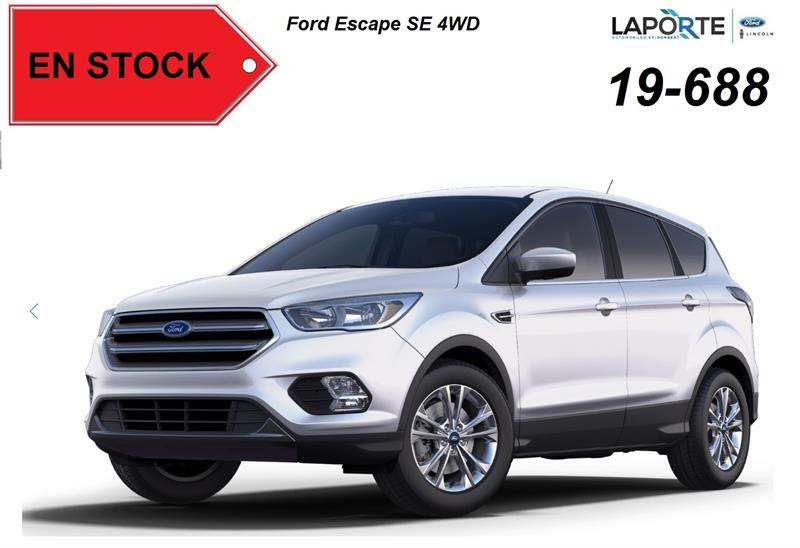 Ford Escape 2019 SE #19688