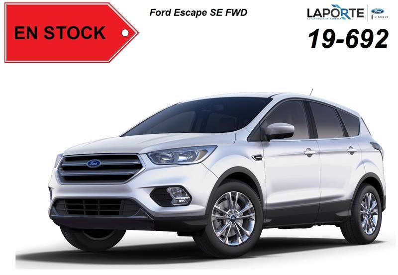 Ford Escape 2019 SE #19692