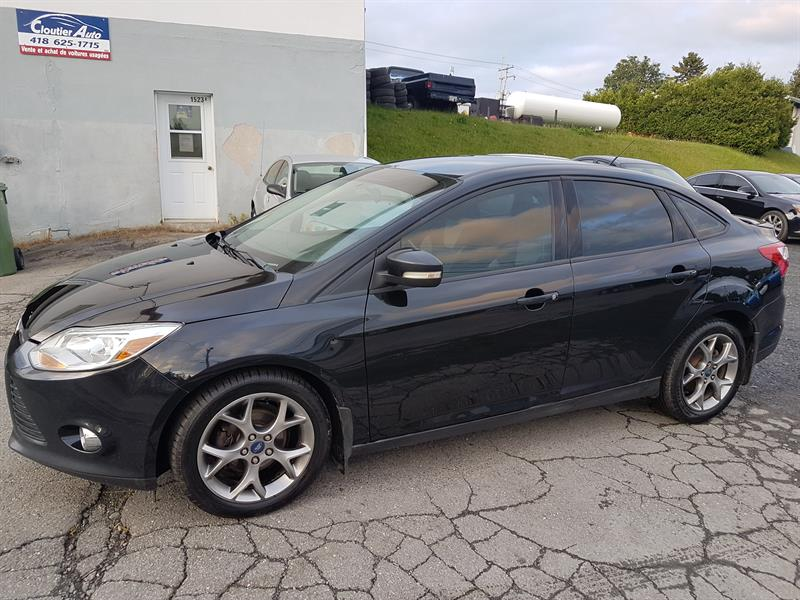 Ford Focus 2013 4dr Sdn SE