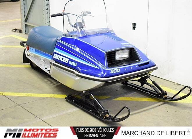 Yamaha Enticer 300 1980