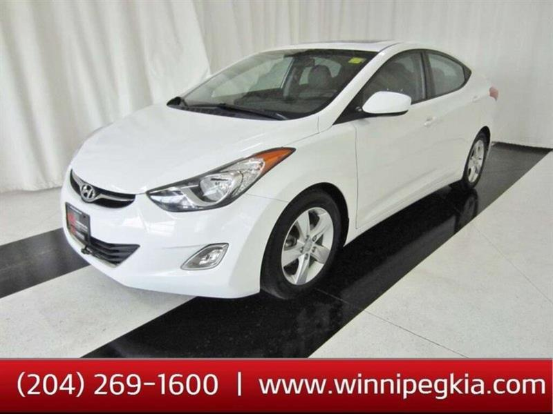2013 Hyundai Elantra GLS *Always Owned In MB!* #20TL419A